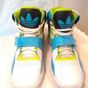 Adidas Women's High-top Shoes Size 10